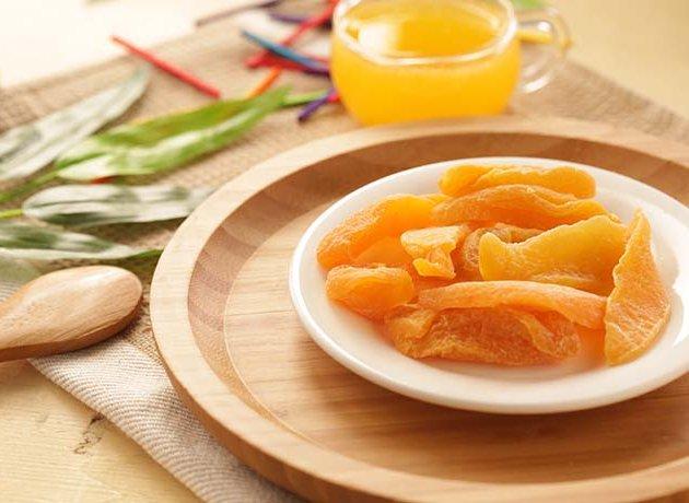 黄桃干 - 1