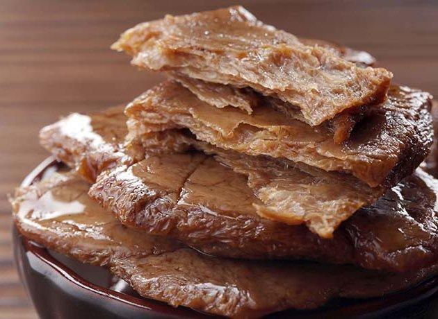 蛋白素肉(酱香味)