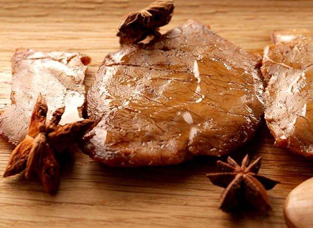 蛋白素肉(麻辣味)