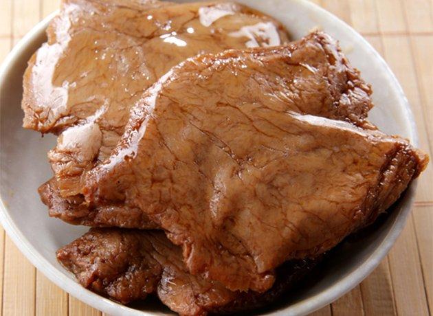 蛋白素肉(泡椒味)